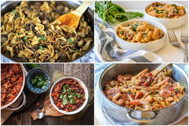 7 One-Pot Recipes to Make Your Life Easier