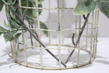 weave vines