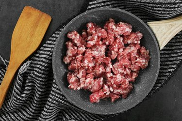 Cook Italian sausage