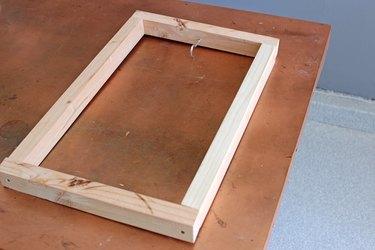 Hanger Frame Complete