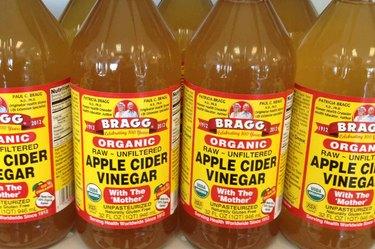 Courtesy Bragg Apple Cider Vinegar