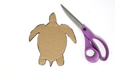 turtle shape
