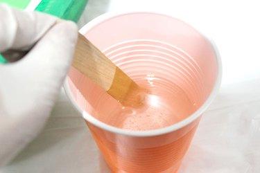 mix resin