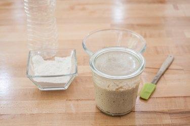 How to Make an Easy Sourdough Starter