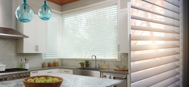 LEVOLOR window treatments