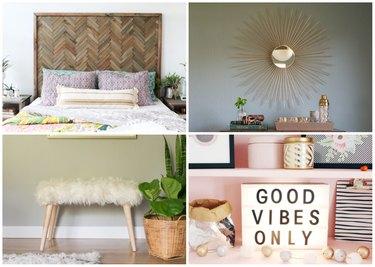 Bedroom DIYs