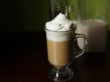 Sugar-Free Irish Cream Liqueur