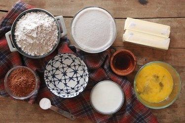 Texas sheet cake ingredients