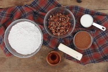 Texas sheet cake frosting ingredients