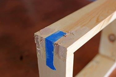 Wood filler 2