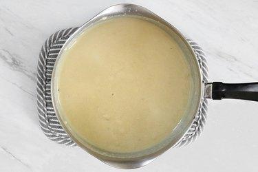 Add non-dairy milk
