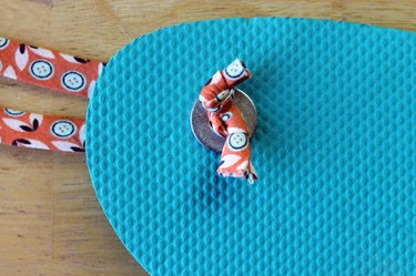 How to Customize Flip Flops With Bias Tape