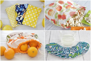 9 Reusable & Eco-Friendly Sewing Projects