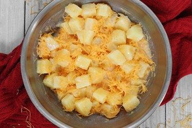 Add pineapple