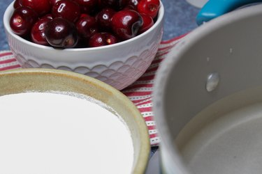There's nothing like a bowl of fresh picked cherries, but you can also bring the taste of summer into your home all year long by preserving these sweet little red gems.