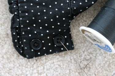 How to Resize a Too-Small Shirt to Fit