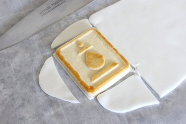 rectangular cookie