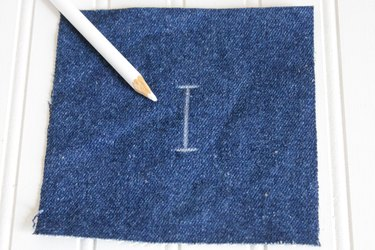 Even if your machine only has a straight and zig zag stitch, you can still get the hang of making professional looking buttonholes.