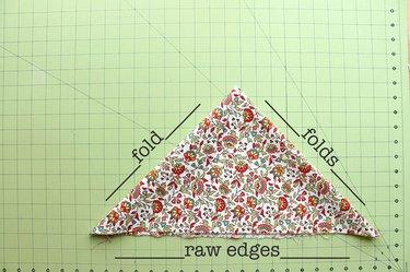 Fold triangle