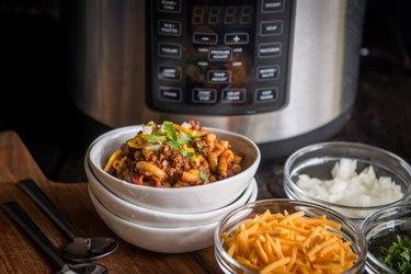 Crockpot Chilli Mac Recipe