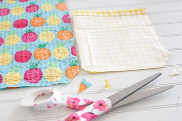 Create this handy checkerboard that's lightweight and convenient enough to throw in a drawer of your camper or even tote along in your backpack.