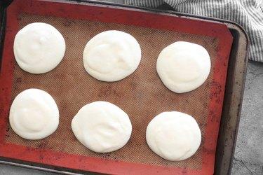 Bake cloud bread