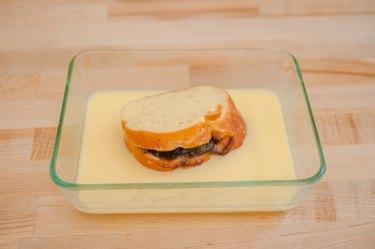 Pecan Pie Stuffed French Toast Recipe