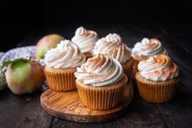 Apple Pie Cupcakes Recipe
