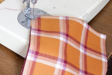 If you've been thinking about trying your hand at quilt making, before going to your local fabric store, source your quilt fabric from shirts at a thrift store or even in your own closet.
