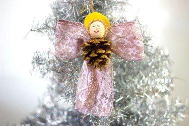 angel pinecone