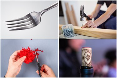 10 Surprising Home Hacks for a Fork
