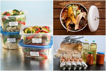10 Tips to Avoid Food Waste at Home