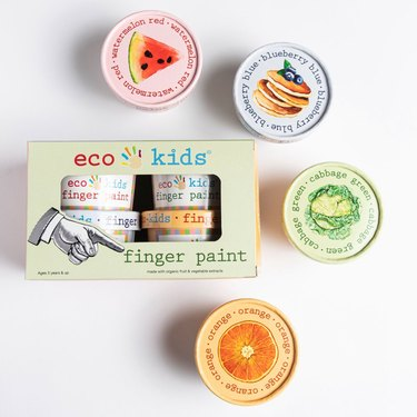 Non-toxic finger paint by Eco-Kids