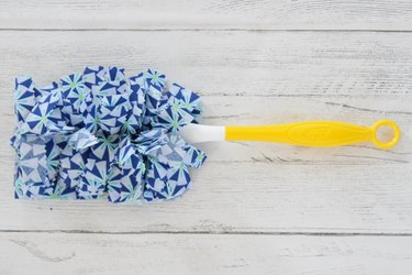 reusable Swiffer duster cloth