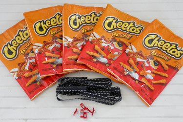 materials needed for snack bag tote