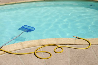 Swimming pool, maintenance