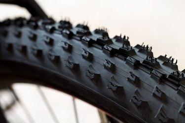 Tubeless tire of new MTB race mountain bike