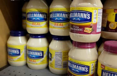 Mayonnaise, More Popular Condiment Than Ketchup In US