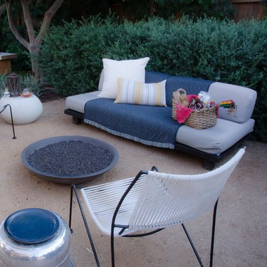 Outdoor couch