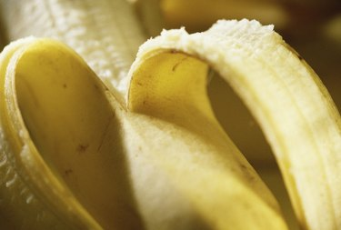 Close-up of banana