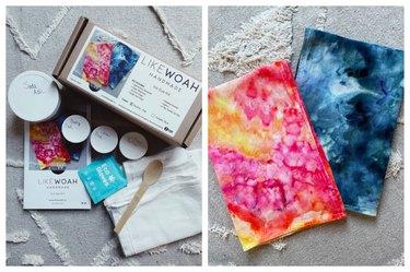 Ice Dye Kit by LikewhoaHandmade