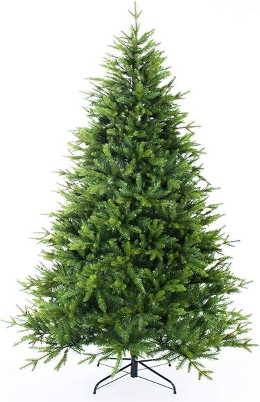 affordable artificial christmas tree