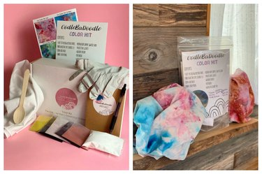 Ice Dye DIY Color Kit by OodleBaDoodle