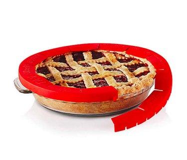 Adjustable Pie Shield, Silicone