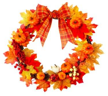 HAKACC DIY Fall Wreath Kit