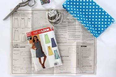 learn to read a sewing pattern