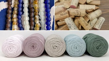 Eco friendly craft supplies from Etsy