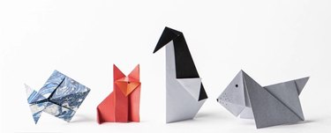Origami kit from Eco Kids
