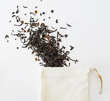Organic cloth teabag