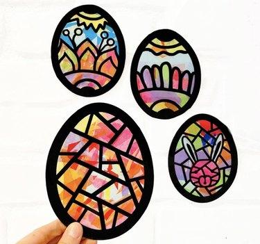 Product Image of Easter egg Suncatcher Kit